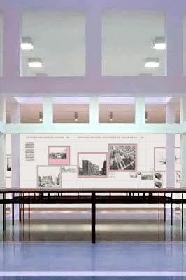 Architekturausstellung in Frankfurt am Main